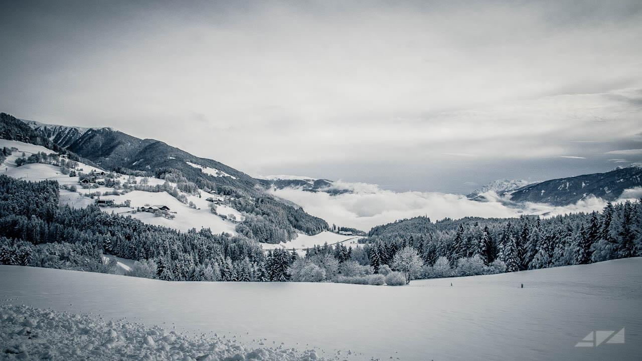 totally snowy, Italy