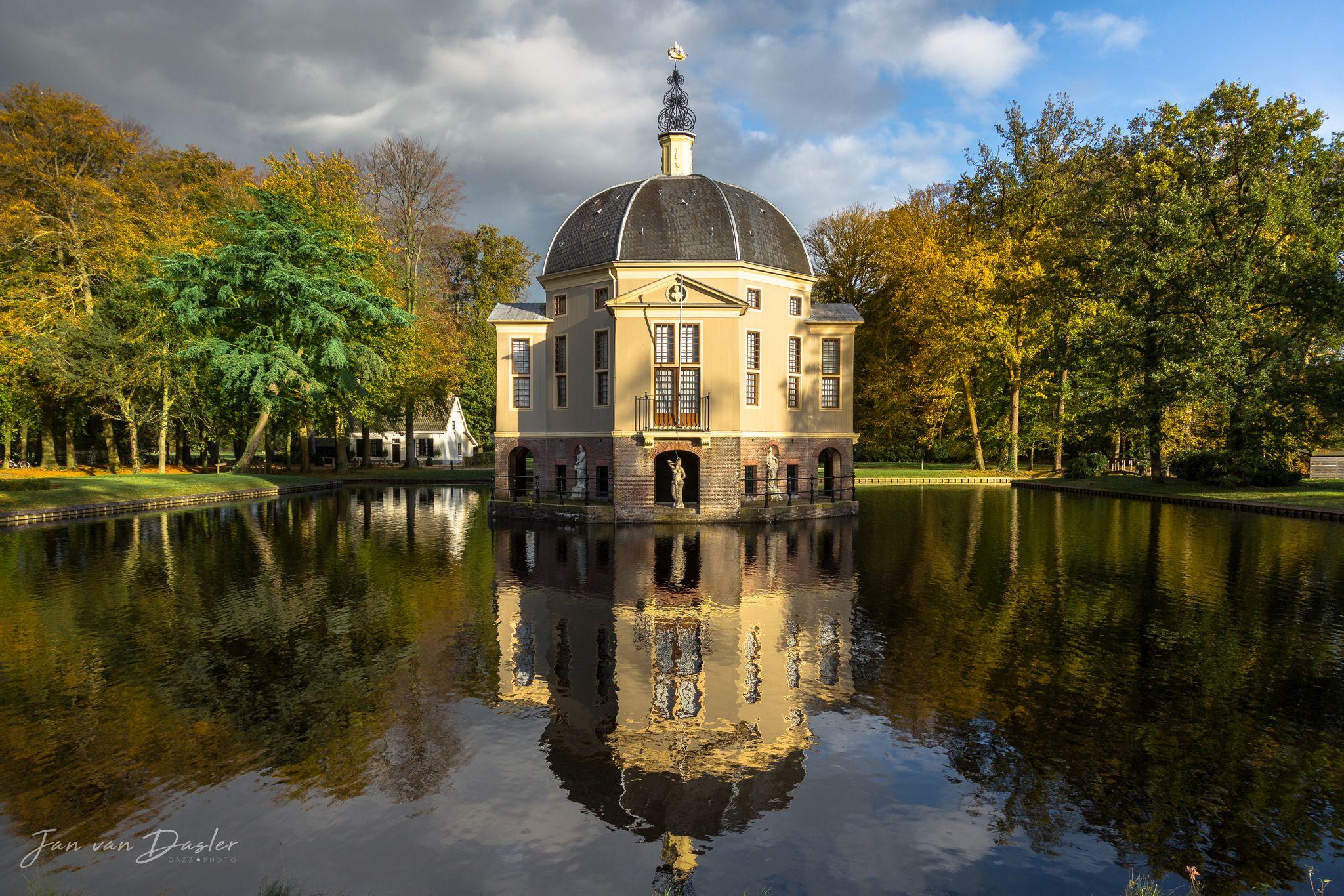 Trompenburgh Estate at 's-Graveland, The Netherlands, Netherlands