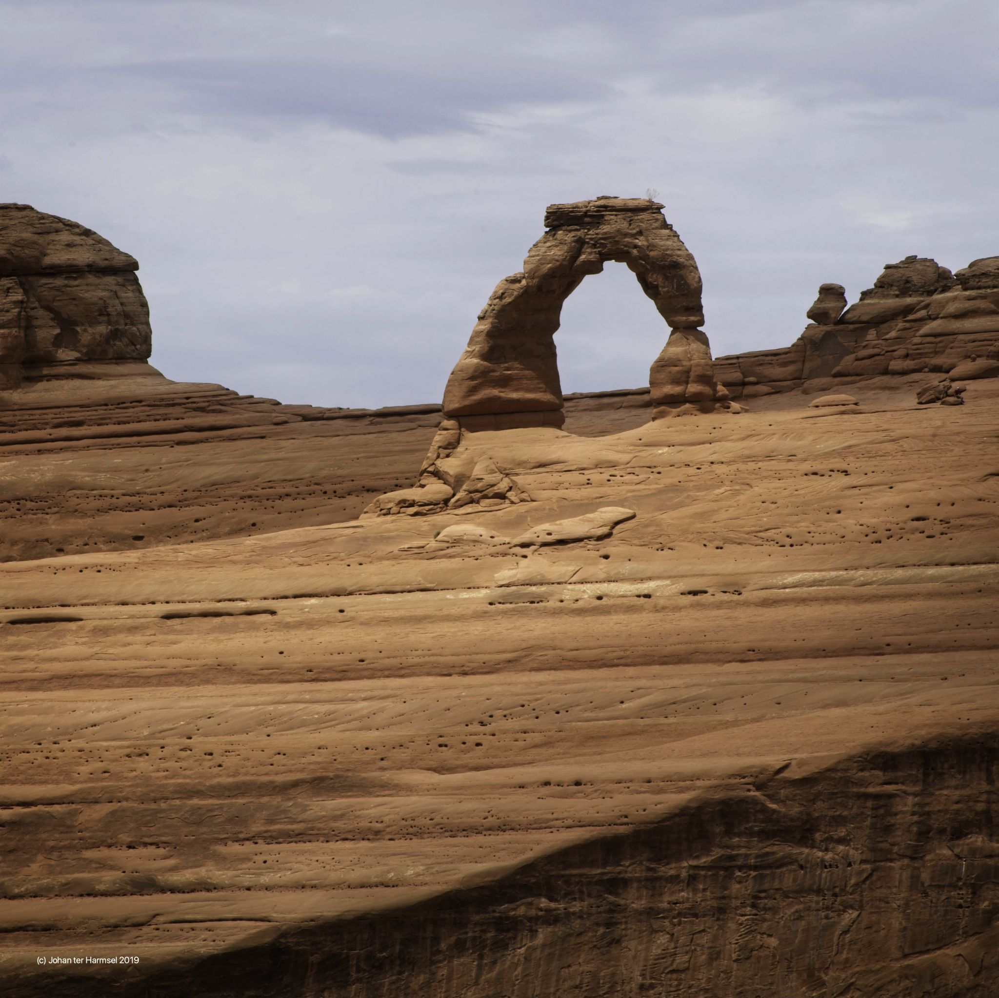 Upper Delicate Arch Viewpoint, USA