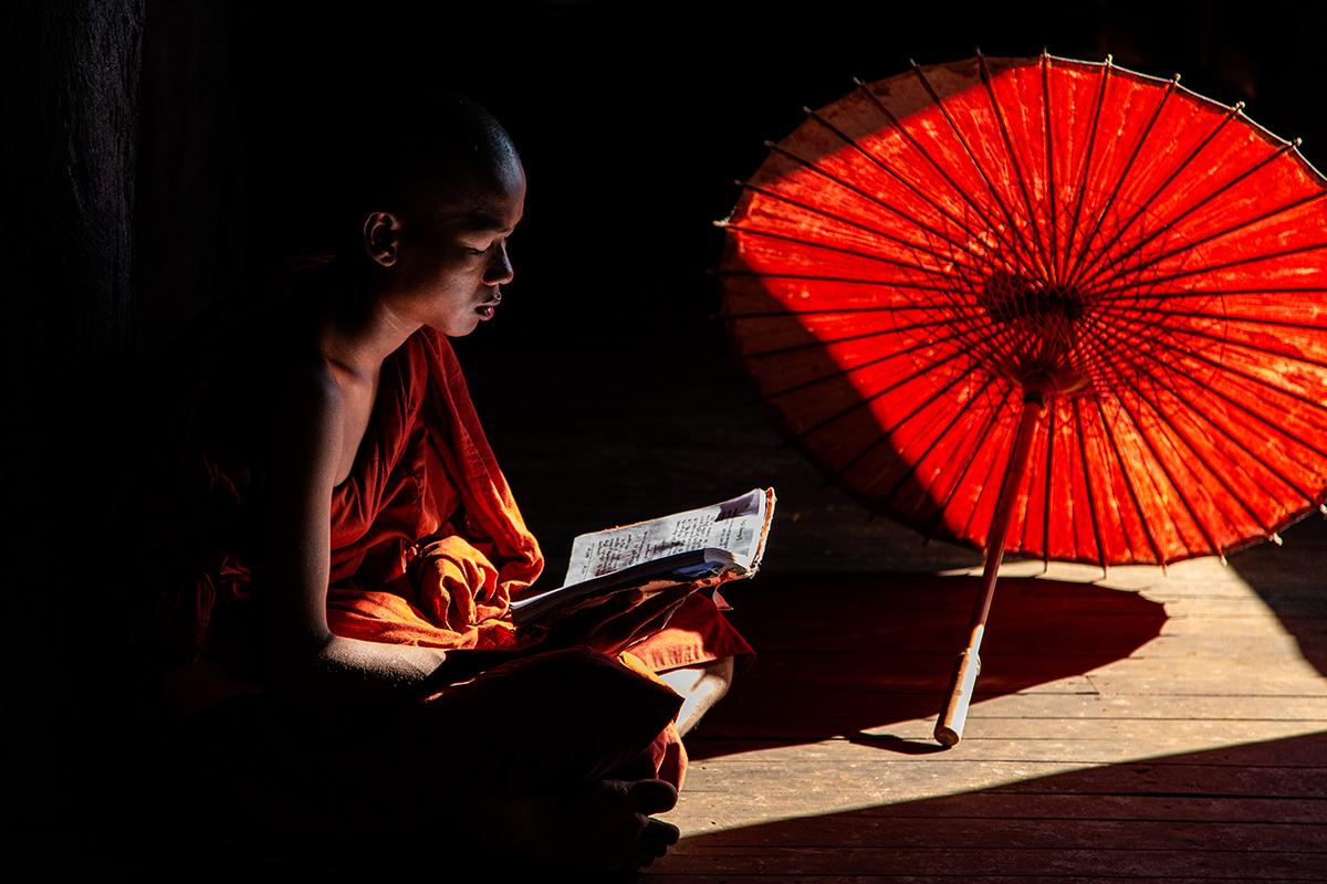 Versunken, Myanmar