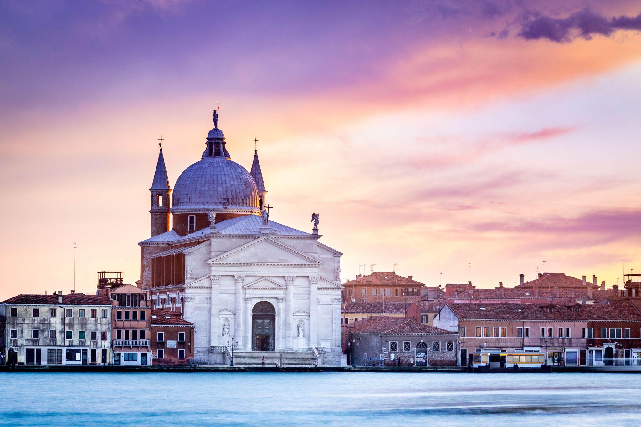 View at Giudecca, Italy