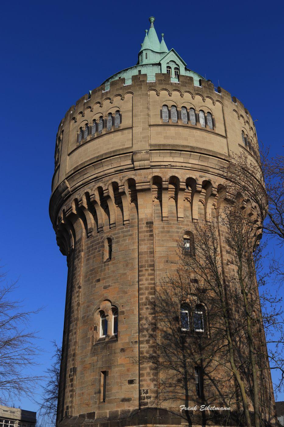 Wasserturm Münster Geistviertel, Germany