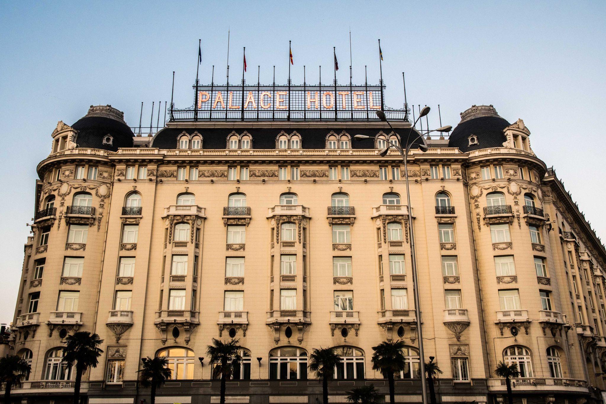 Westin Palace Madrid, Spain