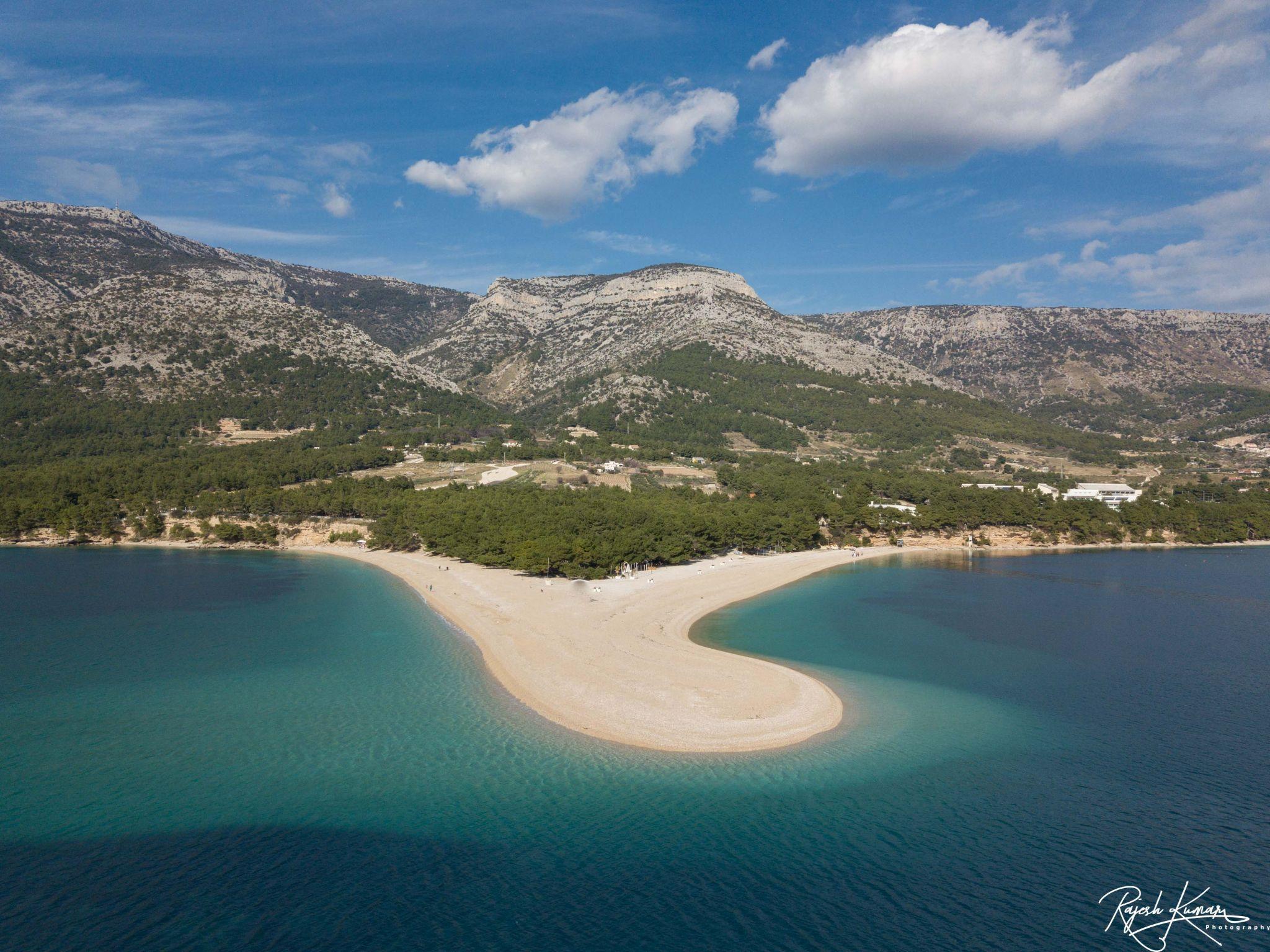 Zlatini Rat Beach, Croatia