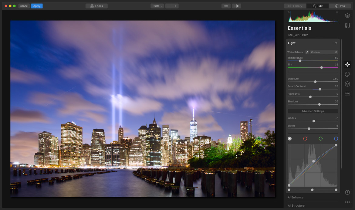 How to get started with Luminar 4