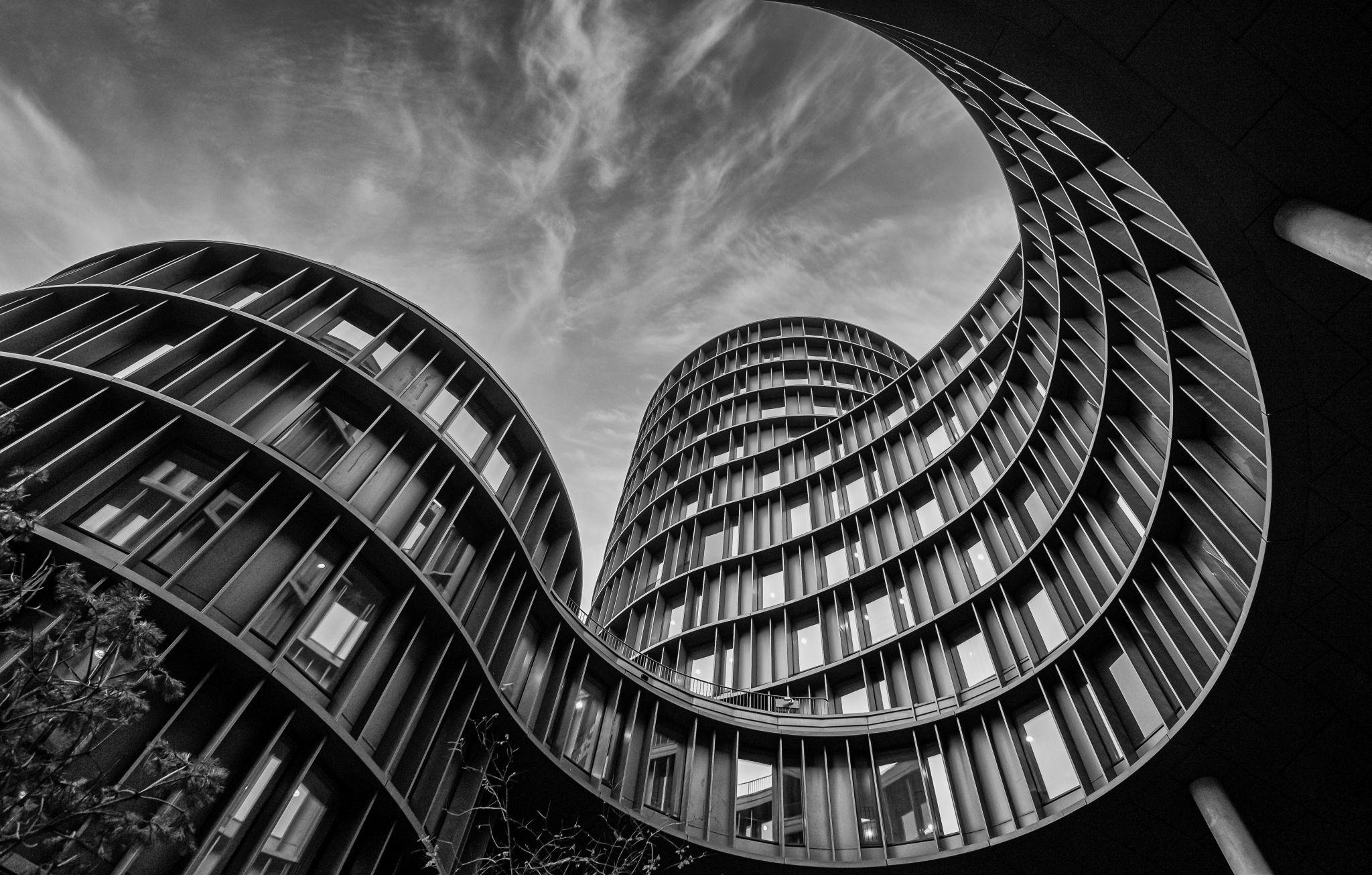 Axel Towers, Copenhagen, Denmark