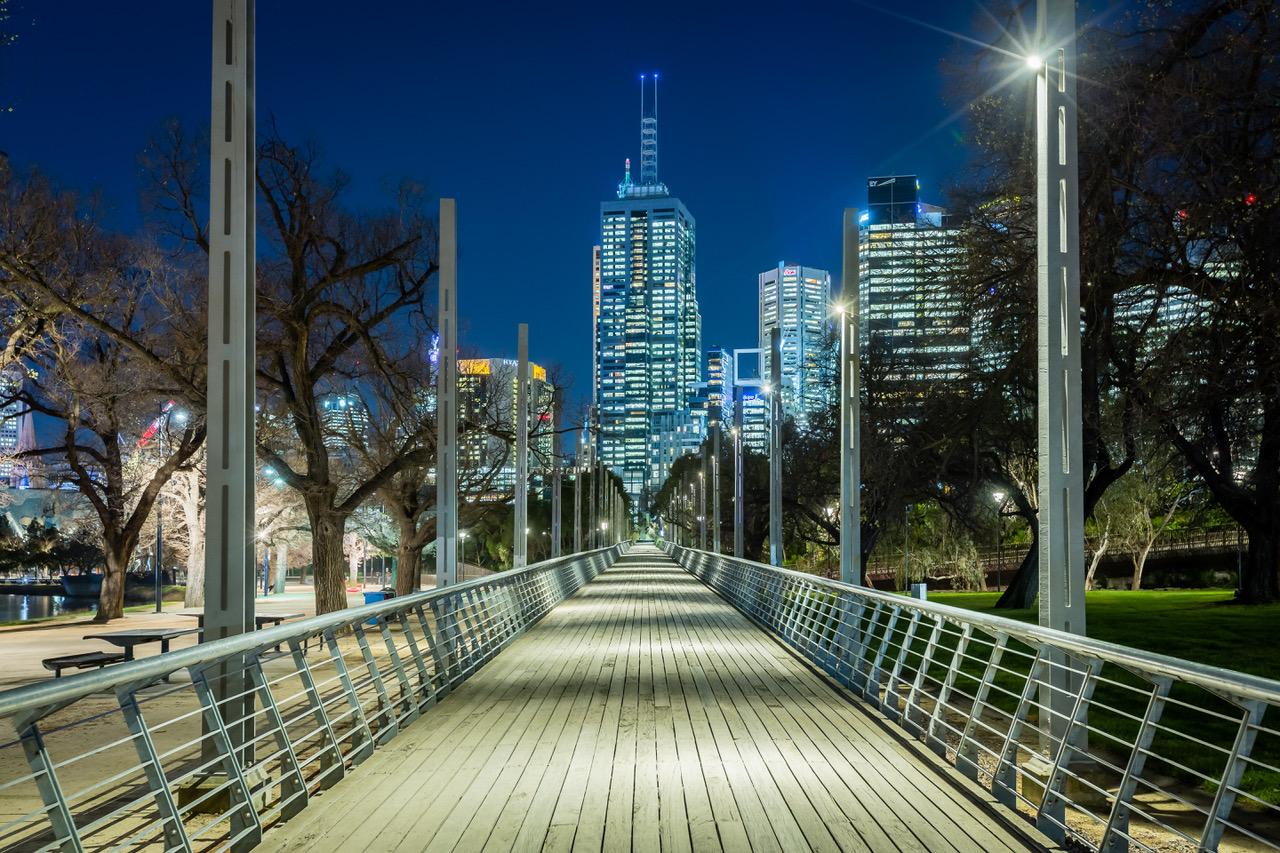 Birrarung Marr, Melbourne Australia, Australia