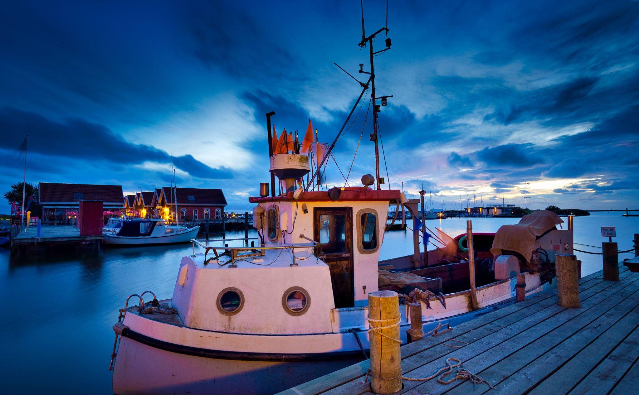 Bork Havn, Denmark