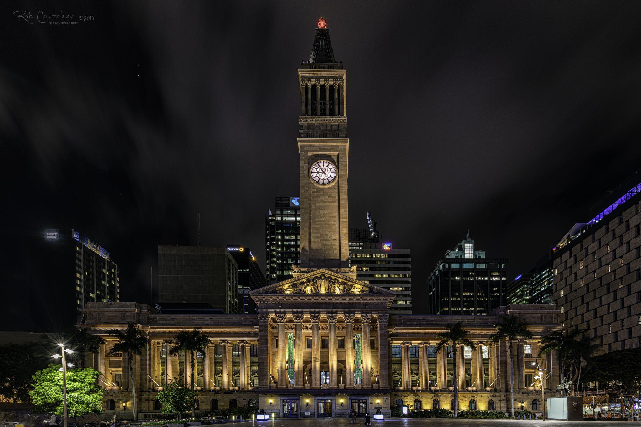 Brisbane City Hall, Australia