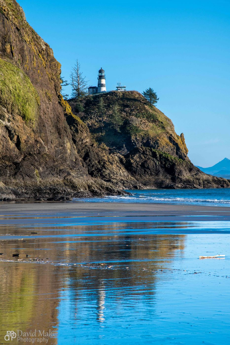 Cape Disappointment Lighthouse, USA
