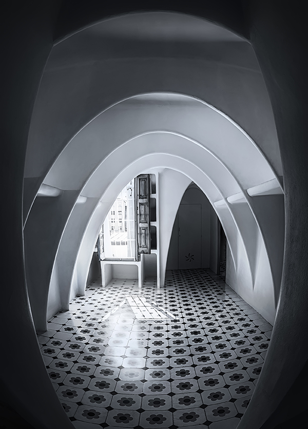 Casa Batlló Barcelona, Spain
