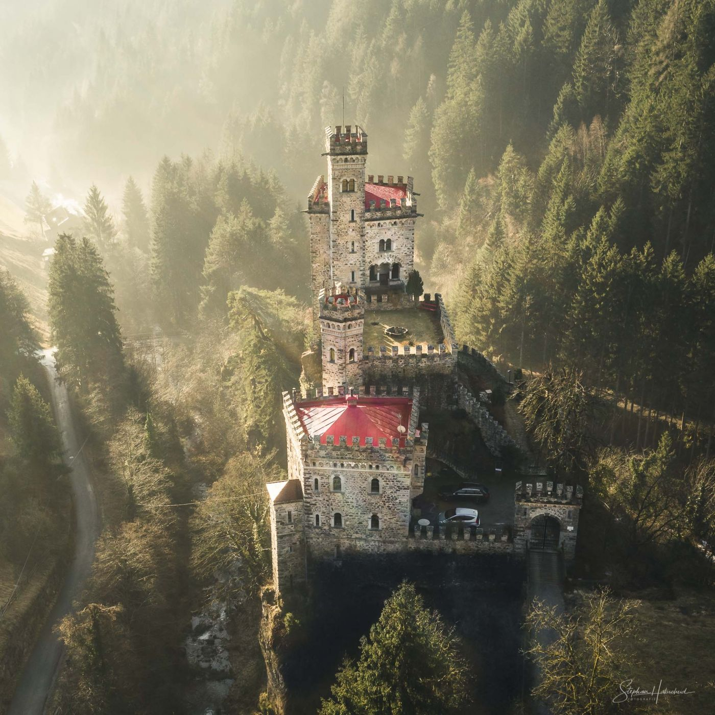 Castello di Gernstein, Italy