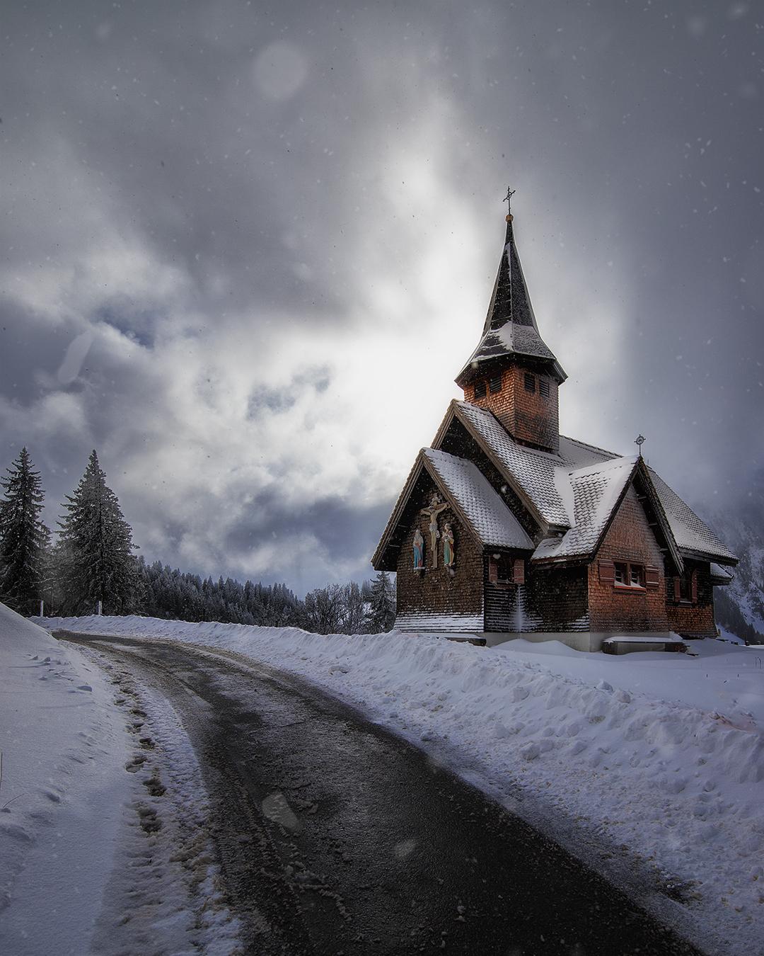 Church Haggenegg, Switzerland