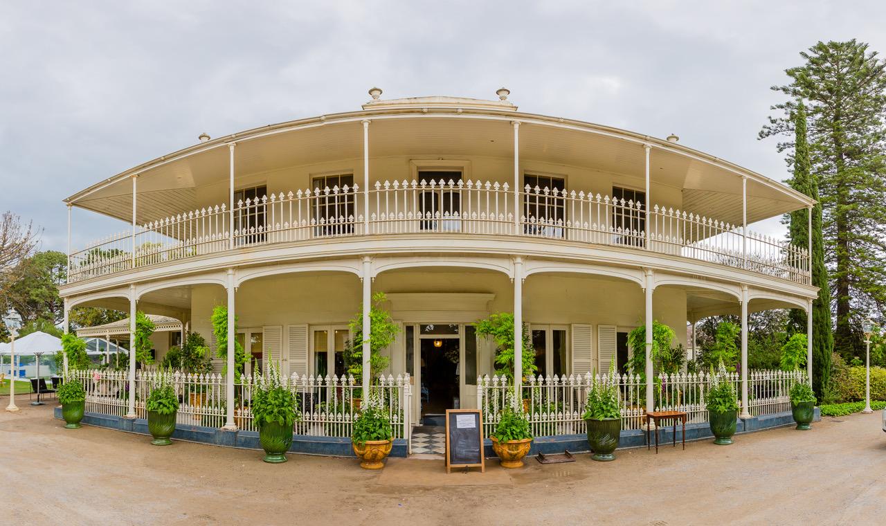 Como House, South Yarra, Victoria Australia, Australia