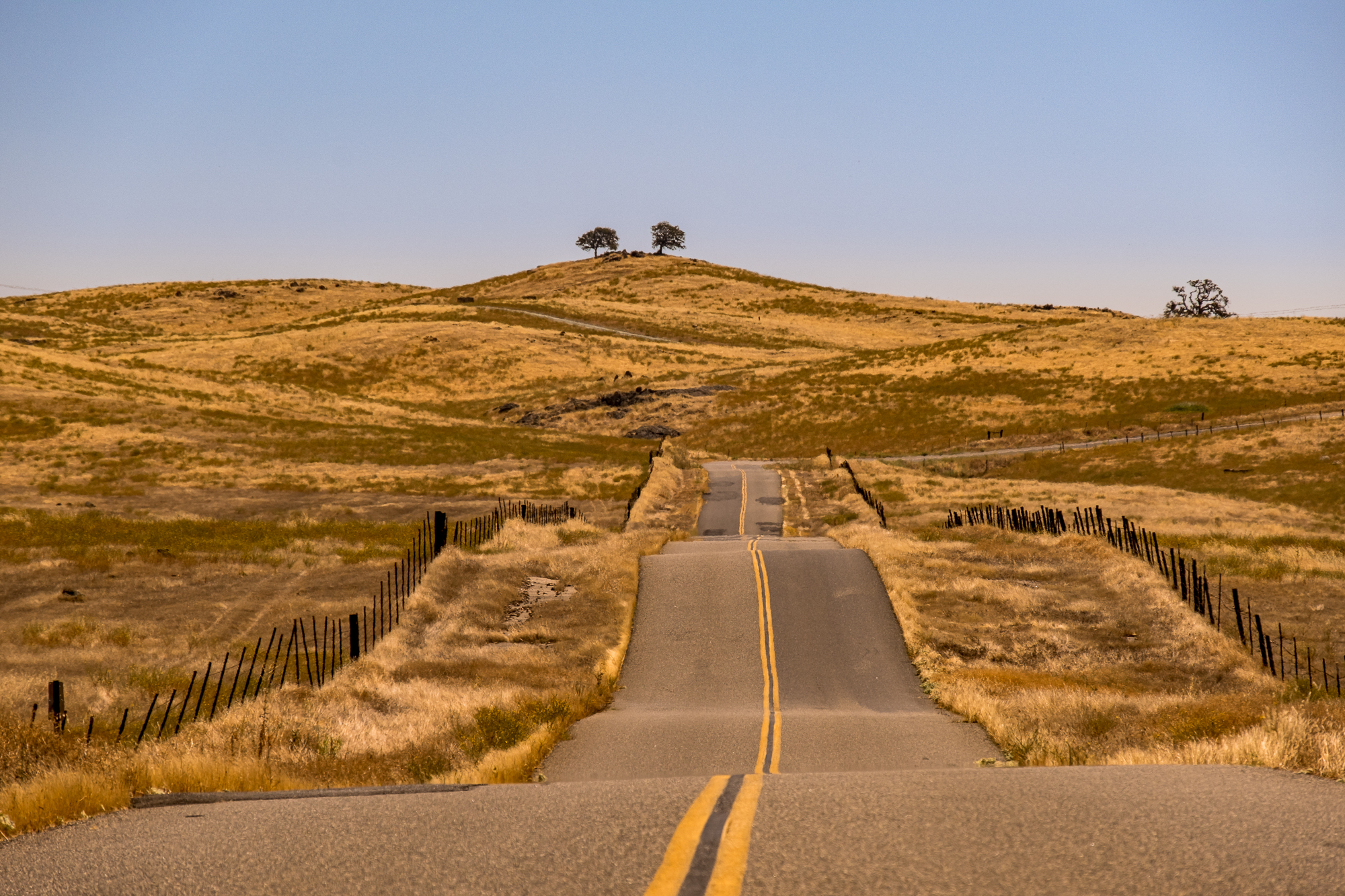 Country road, USA