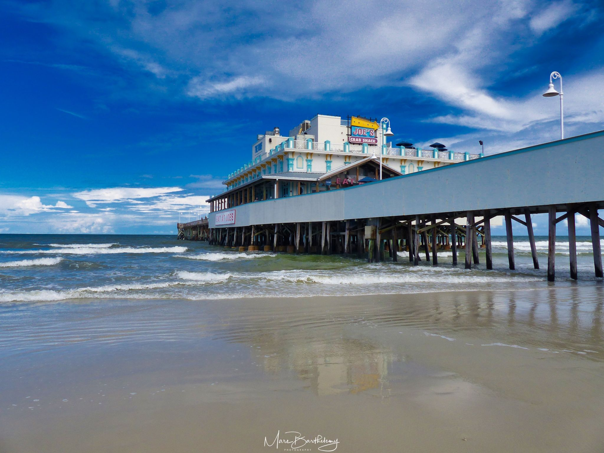 Daytona Beach Pier, USA