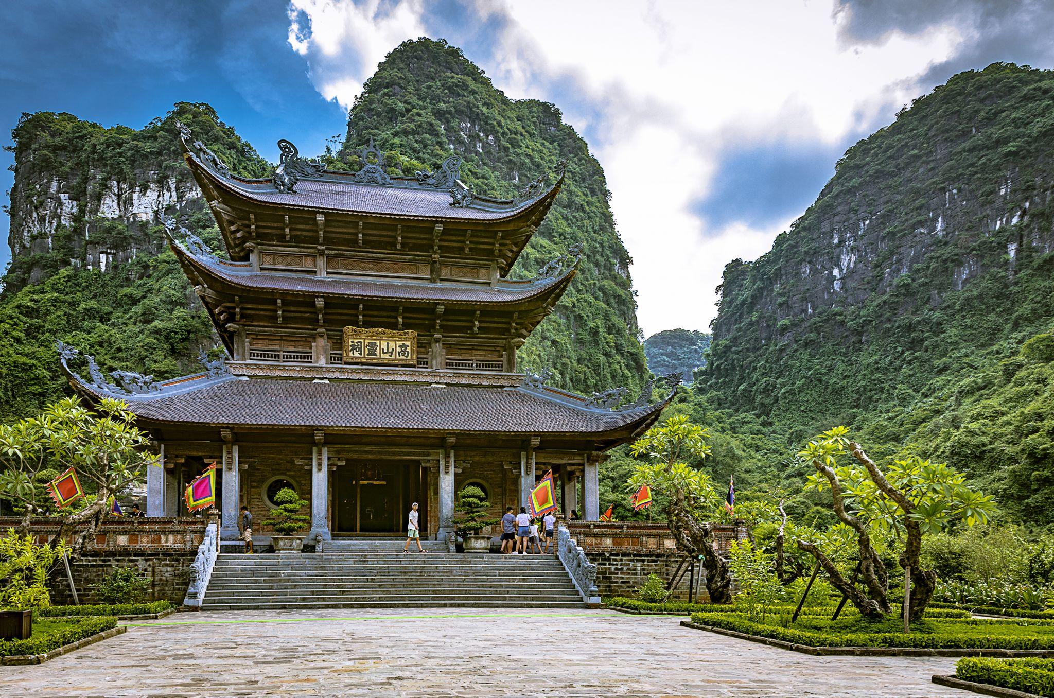 Den Thanh Cao Son, Vietnam