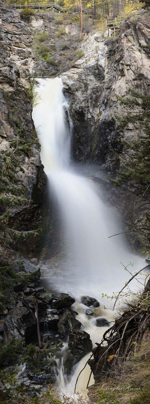 Fintry Falls, Canada