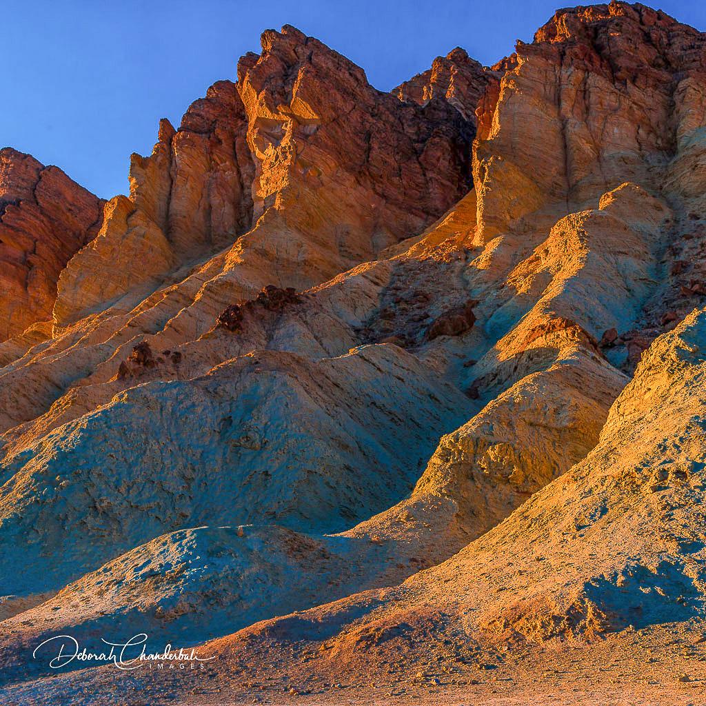 Golden Canyon, Death Valley National Park, Nevada, USA