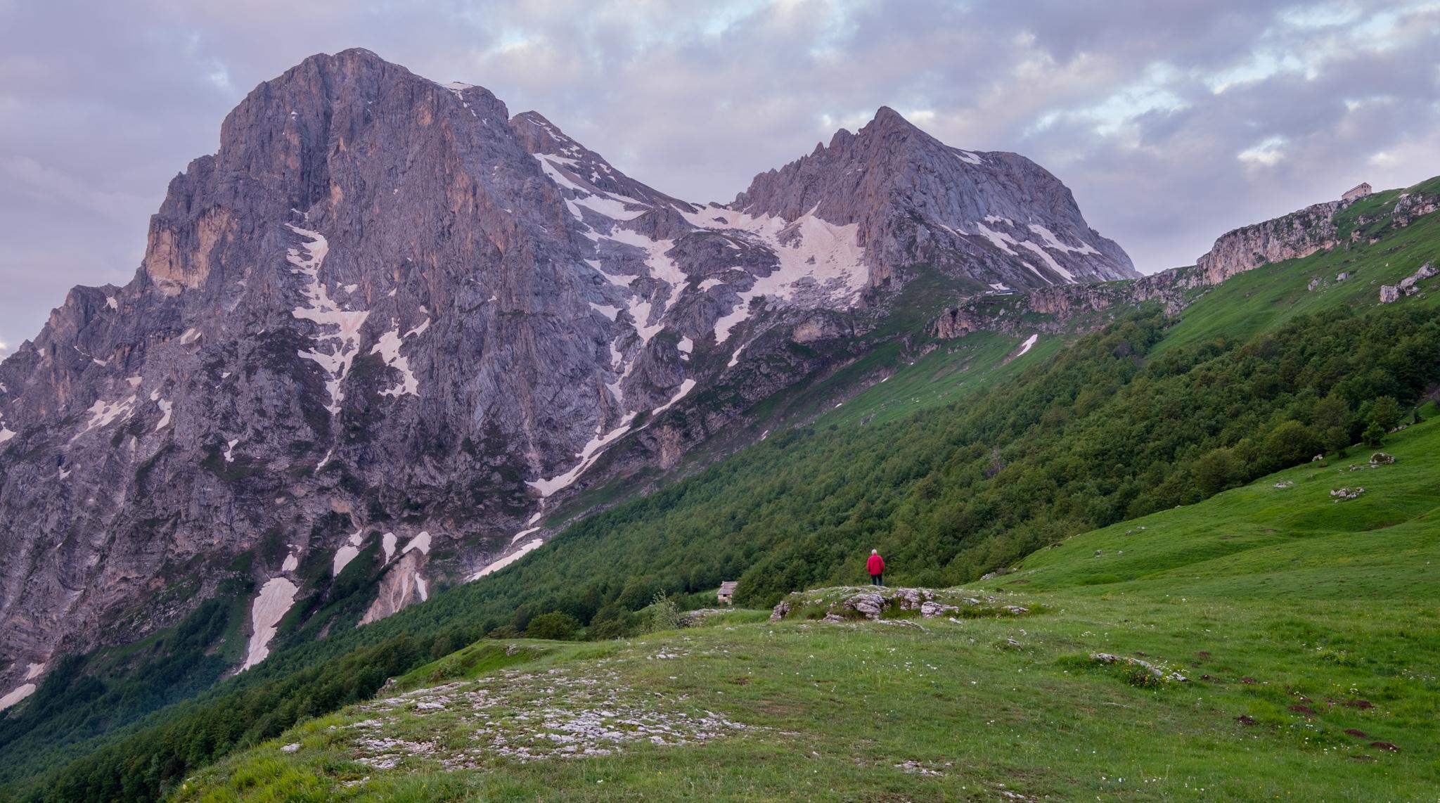 Gran Sasso d'Italia Mountain, Italy
