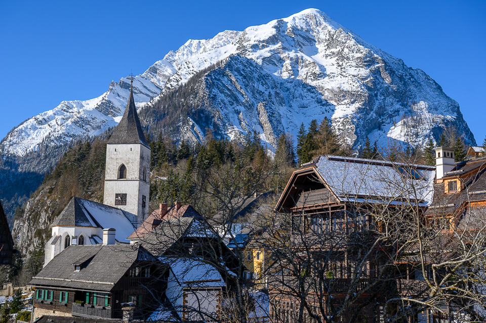 Grimming Mountain, Austria