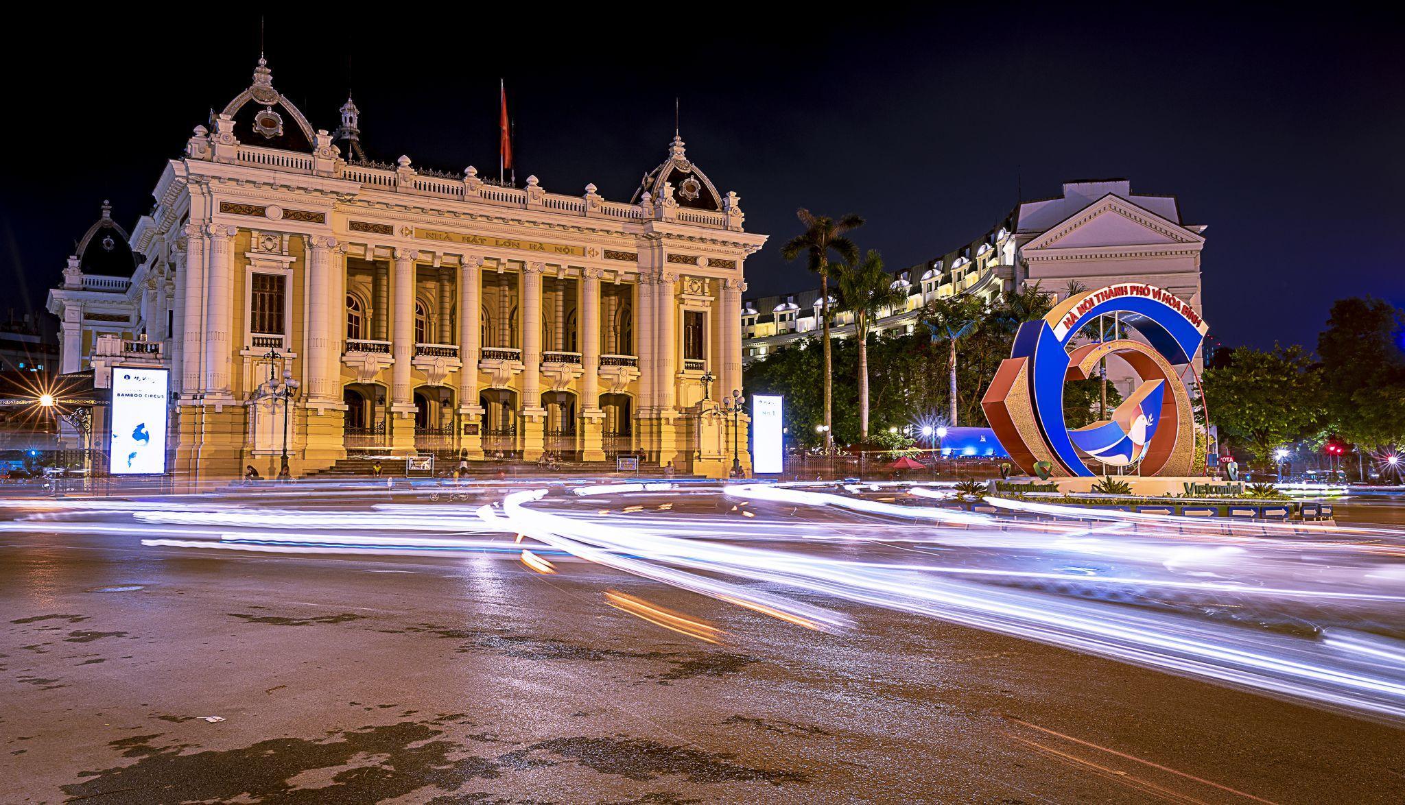 Hanoi Opera House, Vietnam
