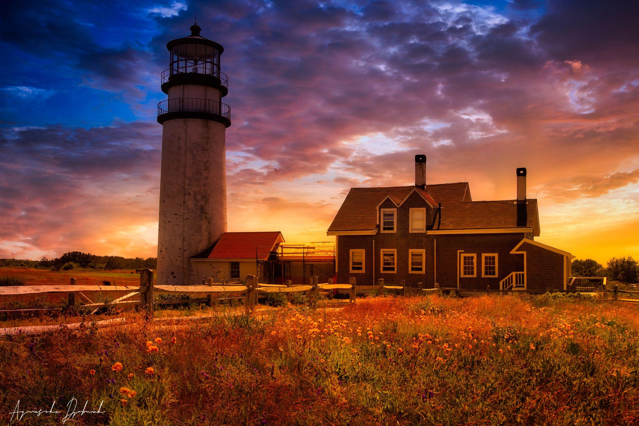 Highland Lighthouse, Cape Cod, USA, USA
