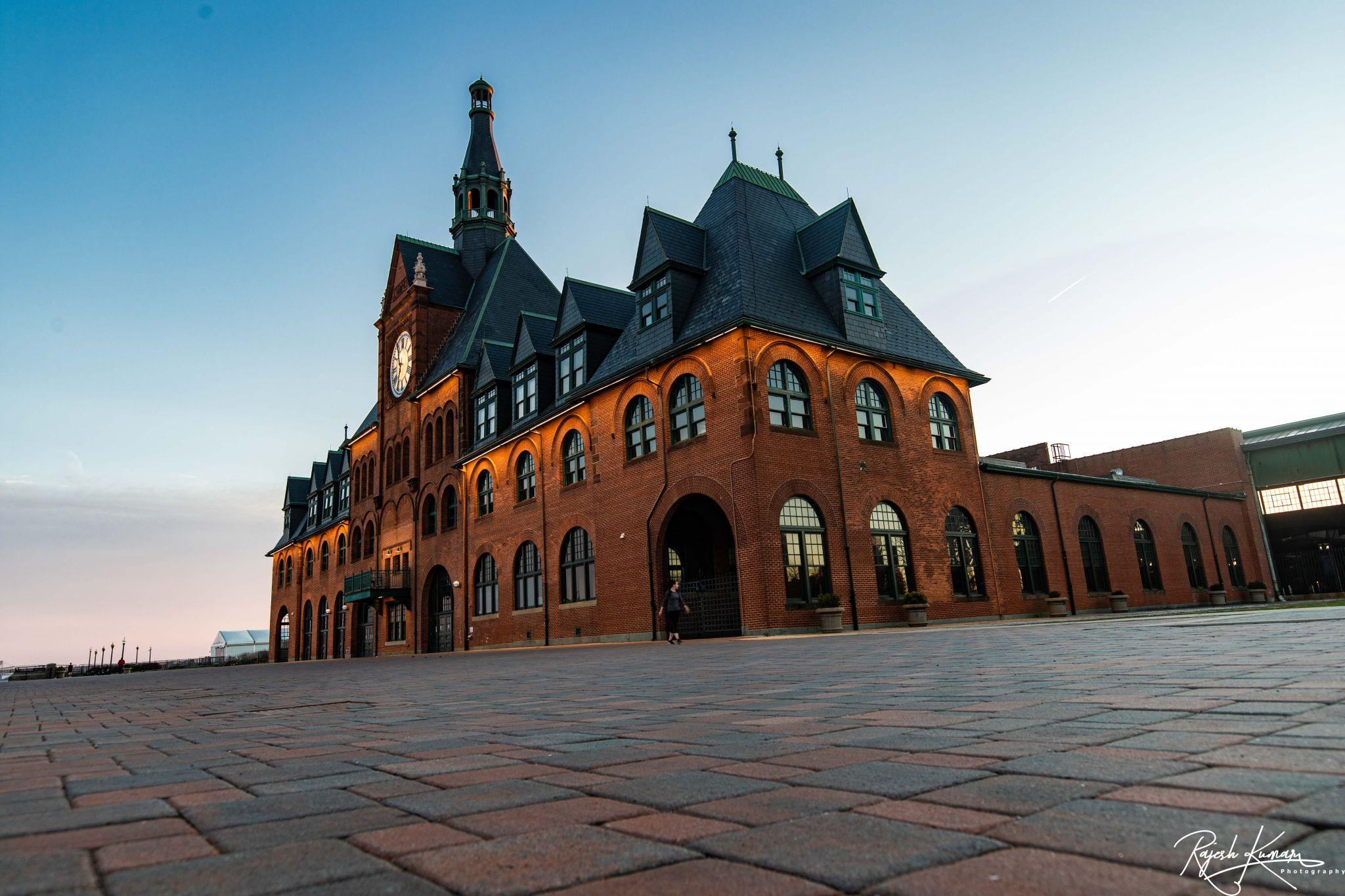 Historic Railroad Terminal, USA