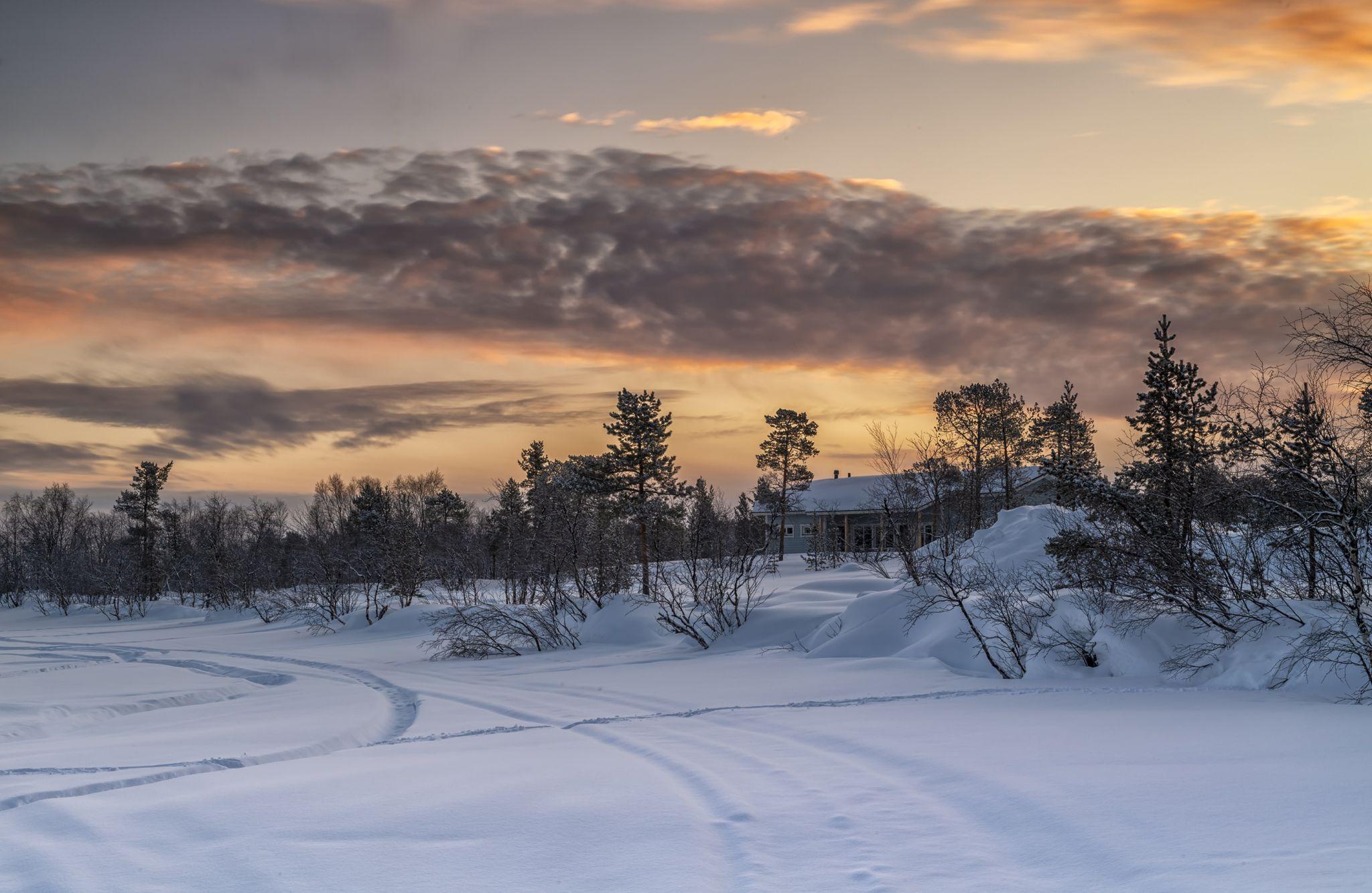 Inari Saariselka, Finland