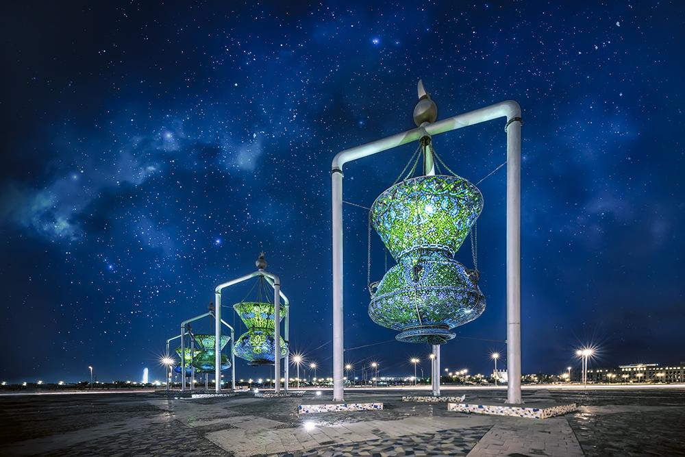 JEDDAH LANTERNS, Saudi Arabia