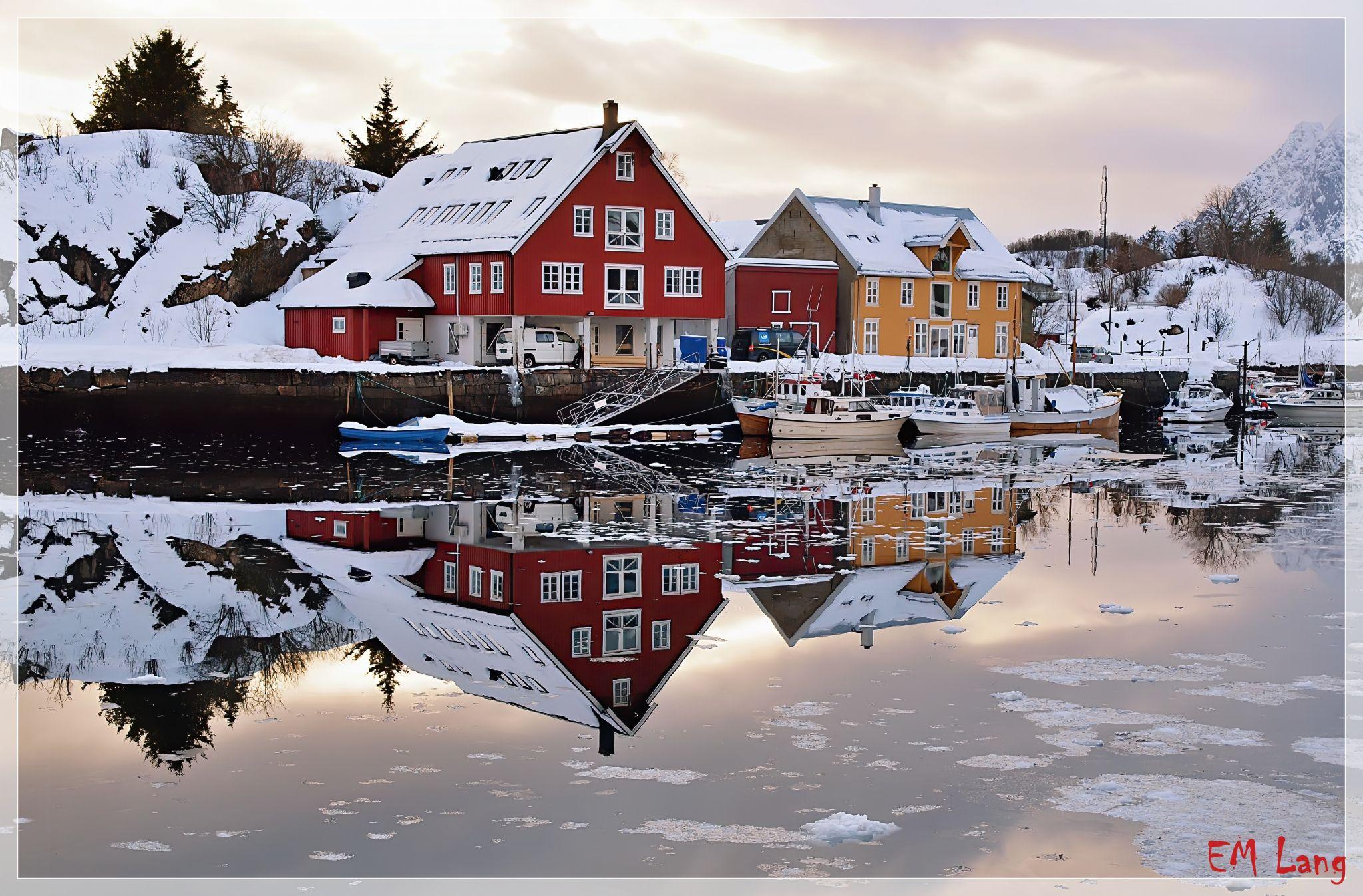 Kabelvag Fishing Village, Norway