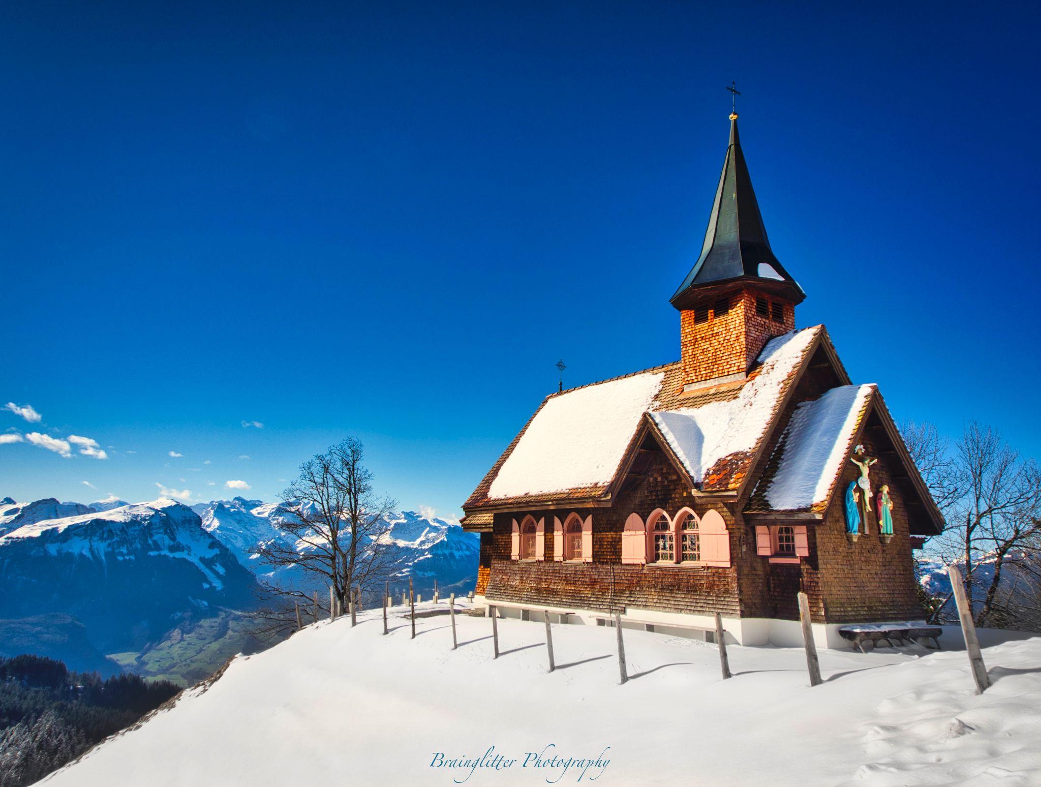 Kapelle Haggenegg, Switzerland