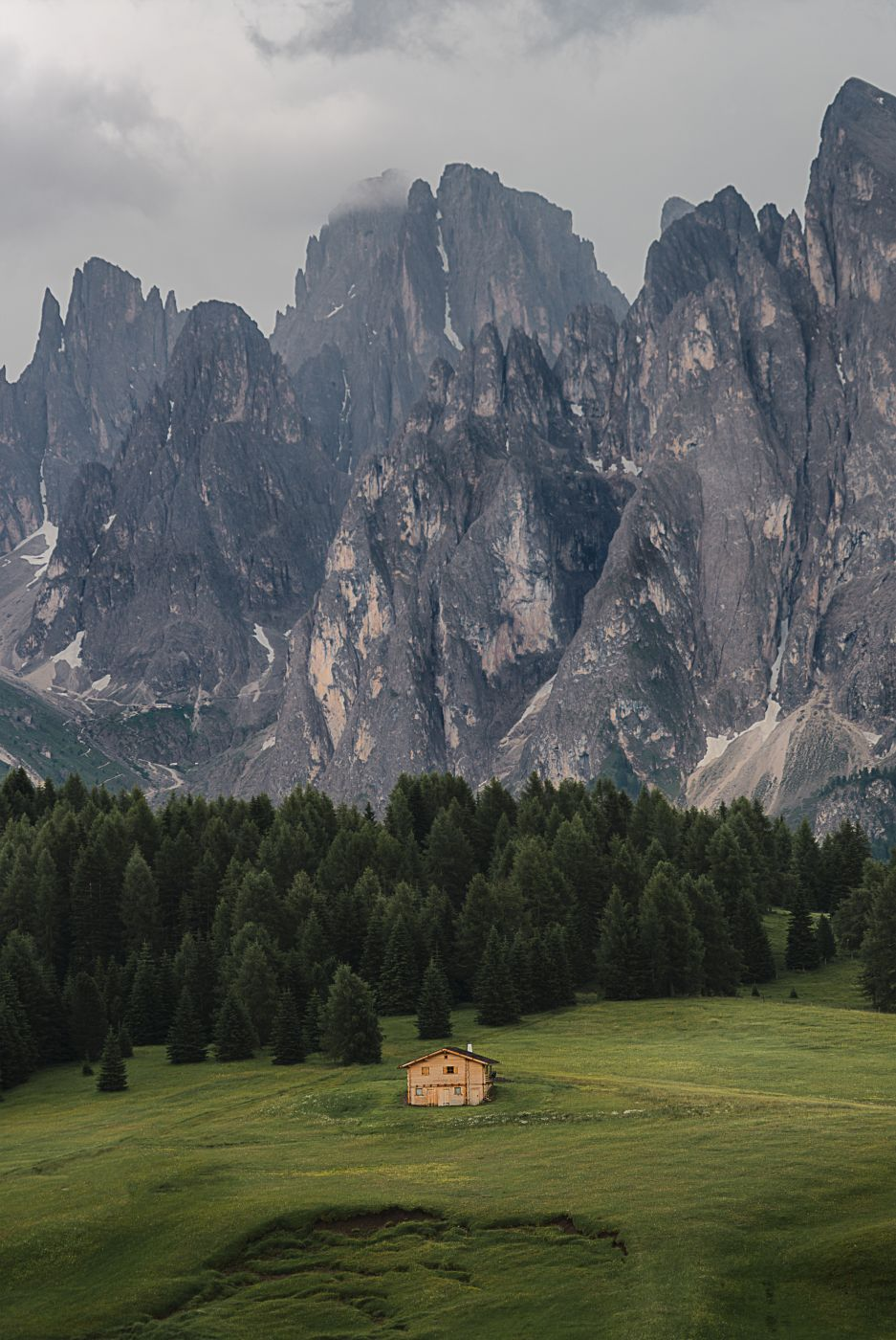 Lonely Home, Italy