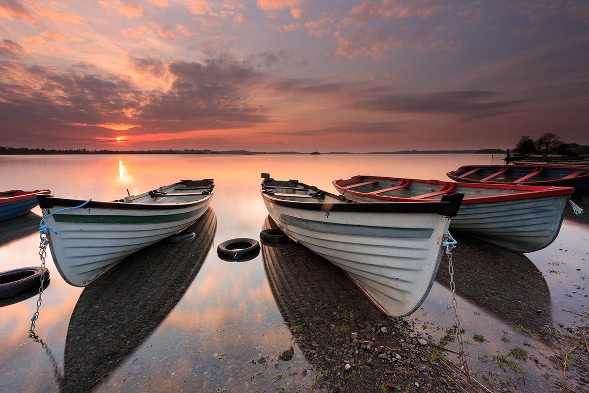 Lough Owel, Ireland