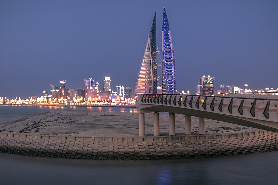 Manama City, Bahrain