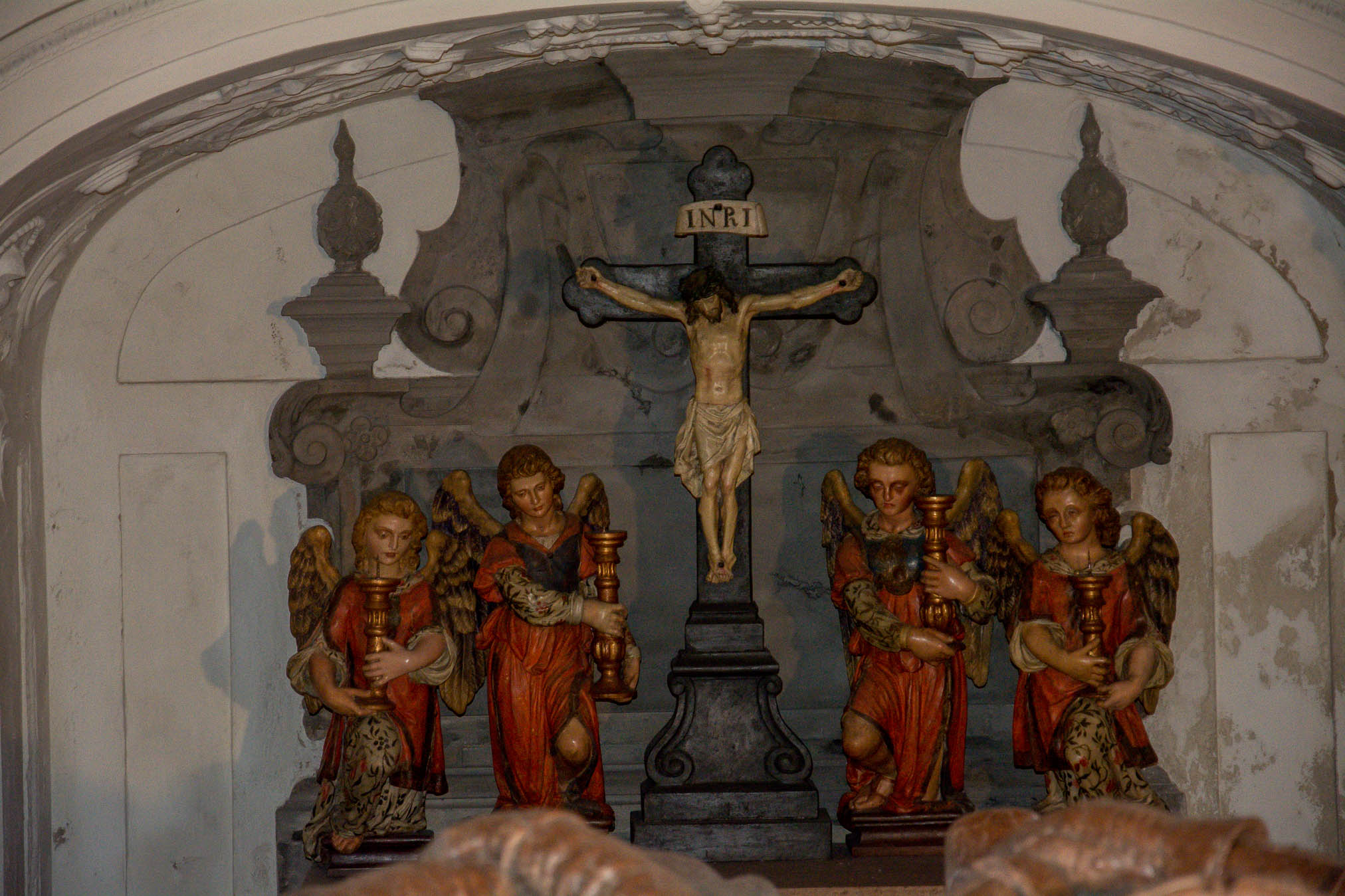 Mausoleum Graz, Austria