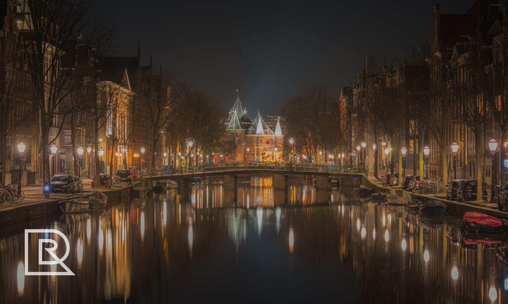 Mirrors of lights, Netherlands