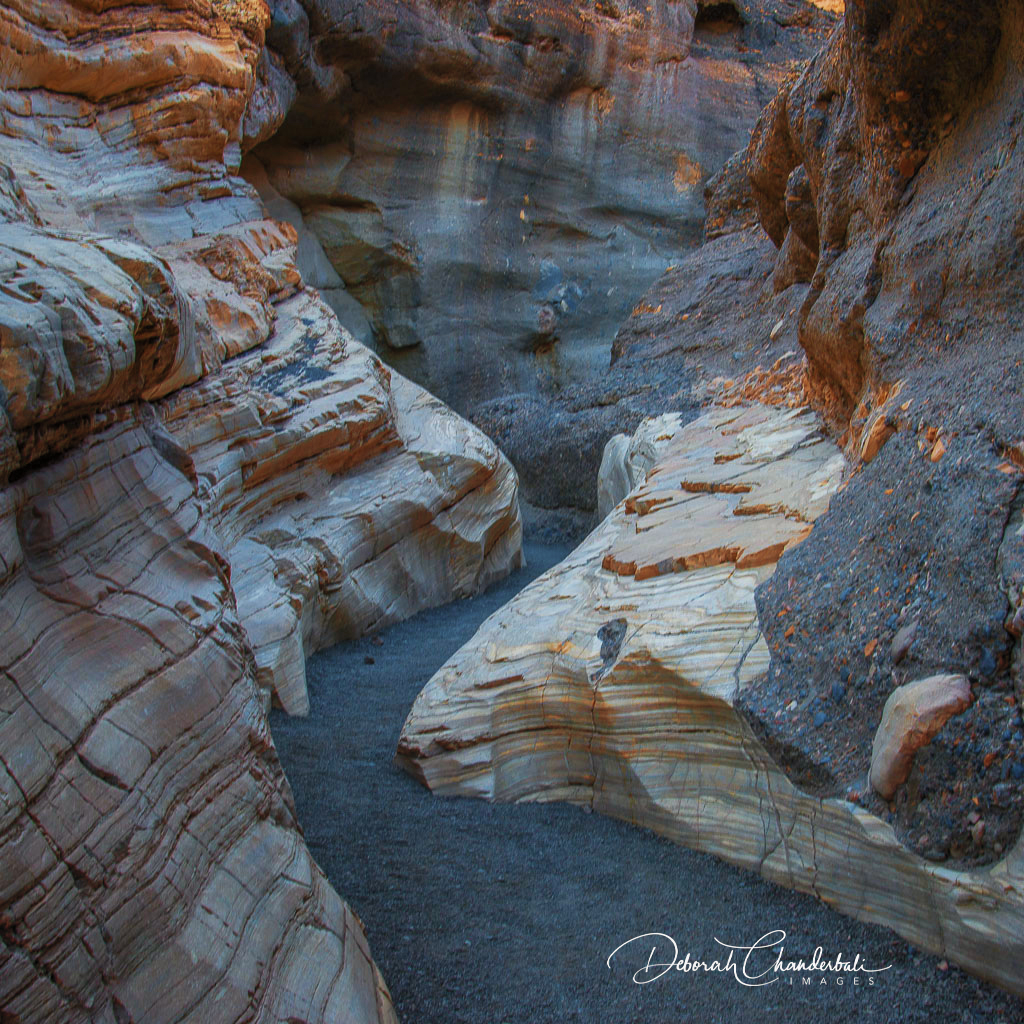 Mosaic Canyon, Death Valley National Park, Nevada, USA