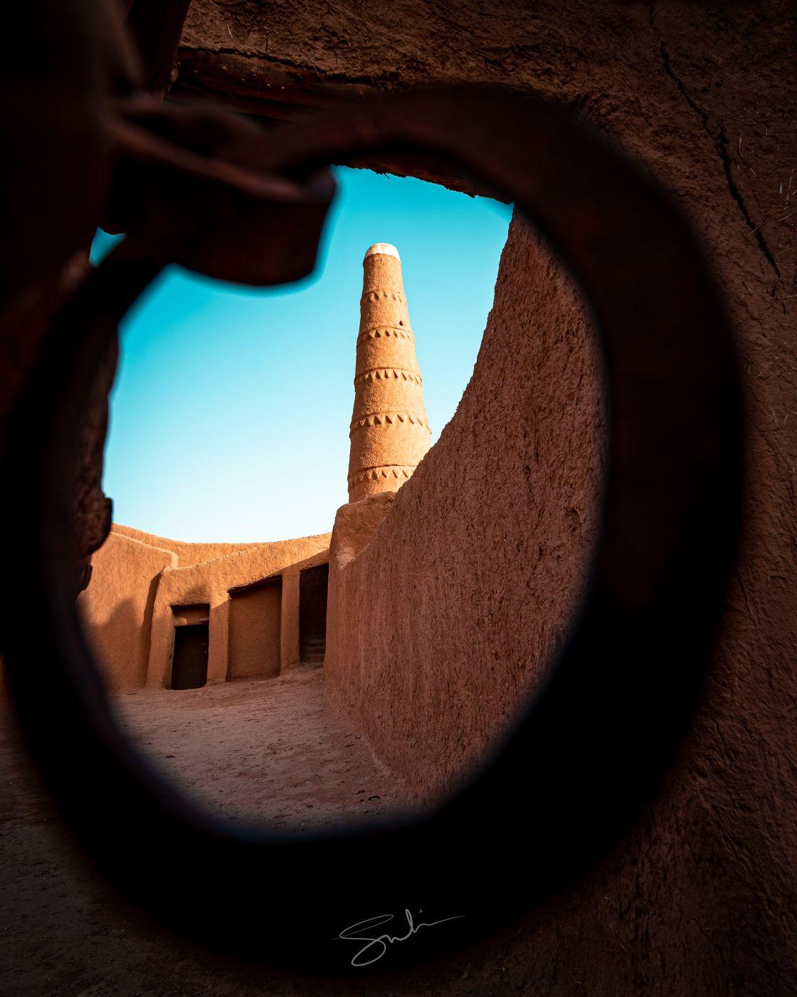 Mushrifah old mosque, Raudat Sudair, Saudi Arabia