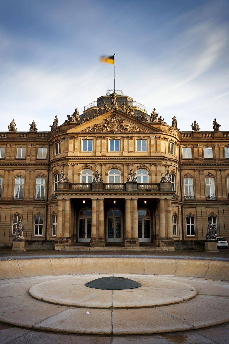 Neues Schloss, Germany
