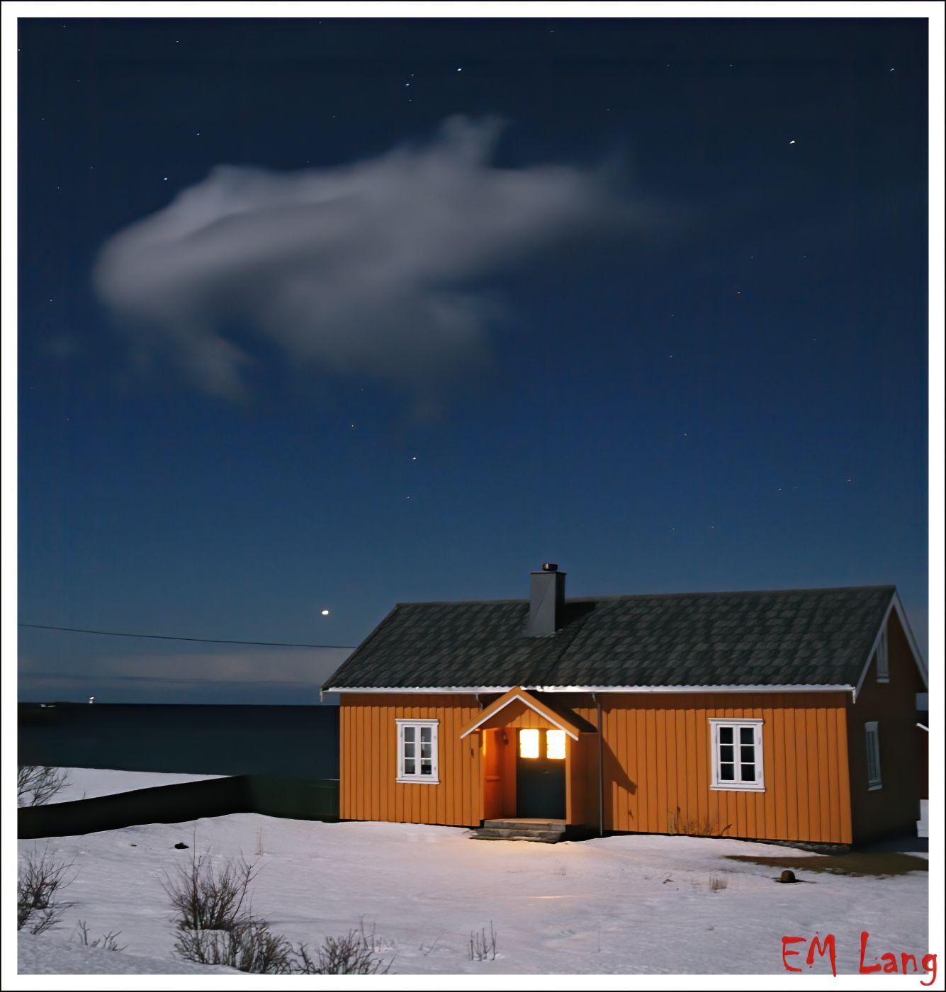 Northern Lights Hunt, Norway