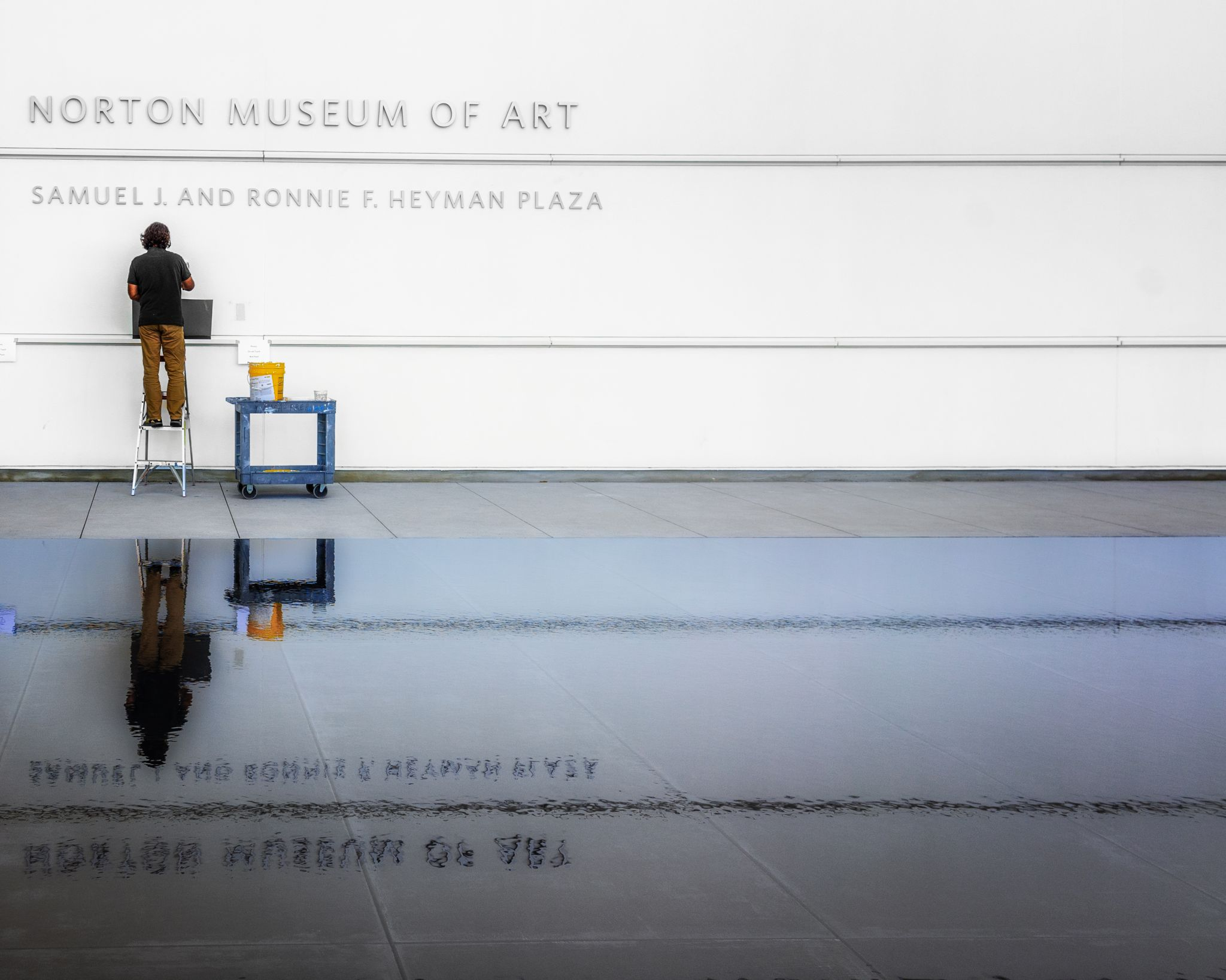 Norton Museum of Art, West Palm Beach, USA