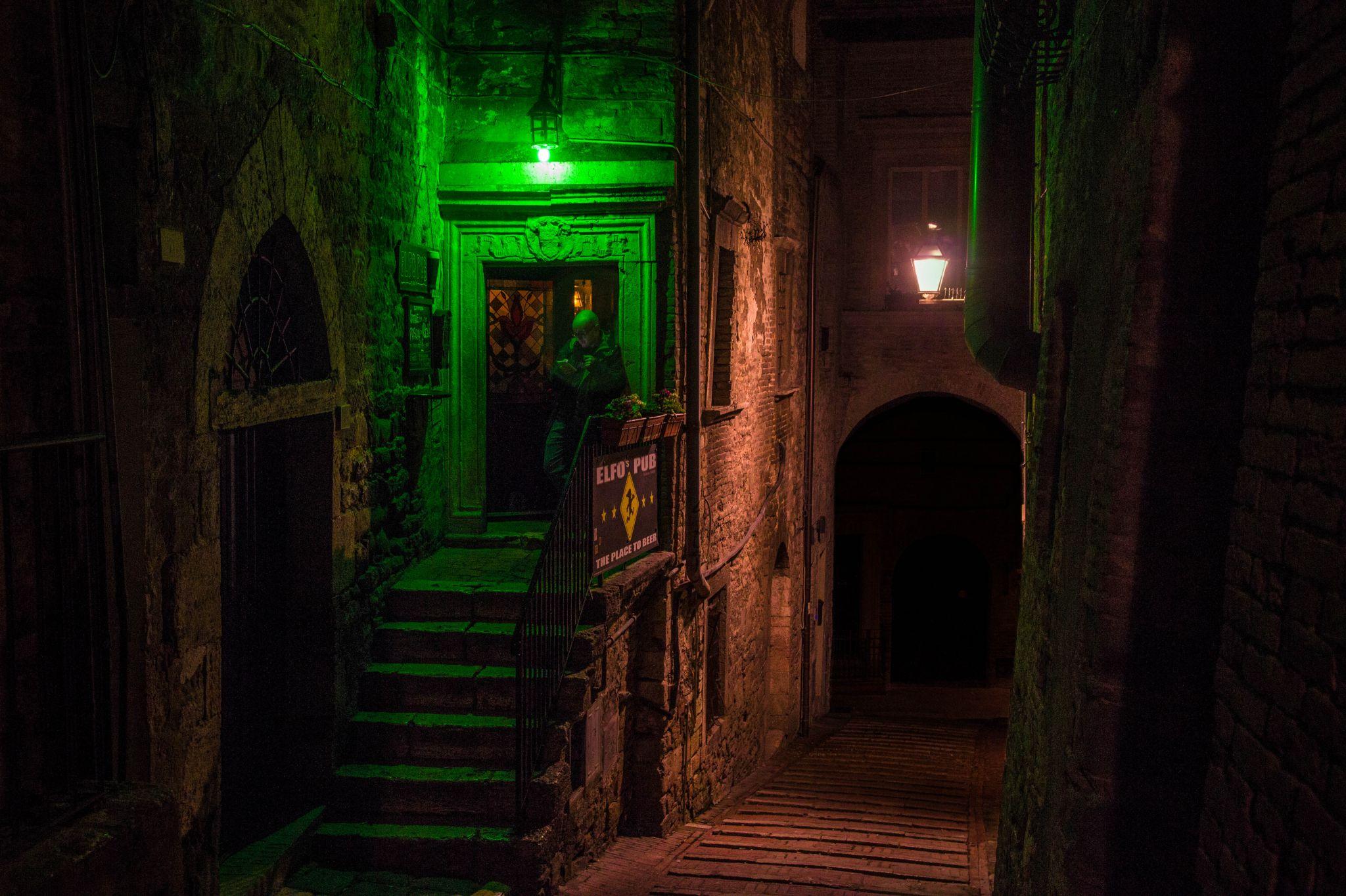 Old Gotham, Italy
