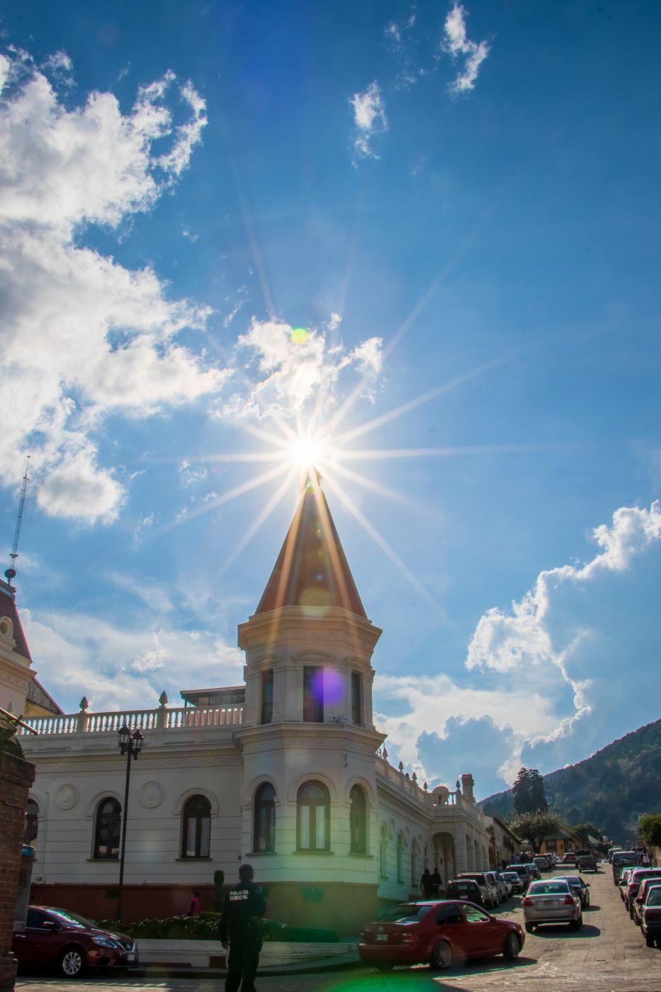 Palacio Municipal de El Oro, Mexico