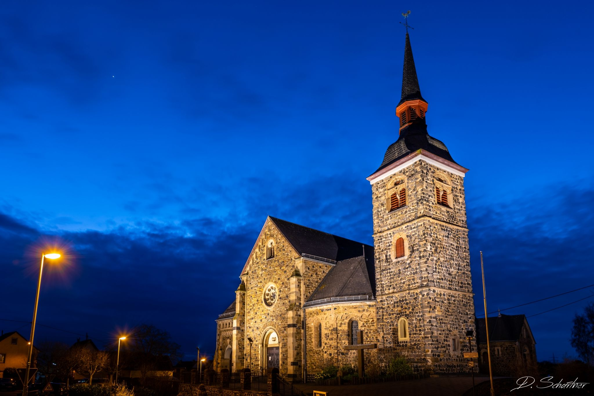Pfarrkirche St. Nikolaus, Germany