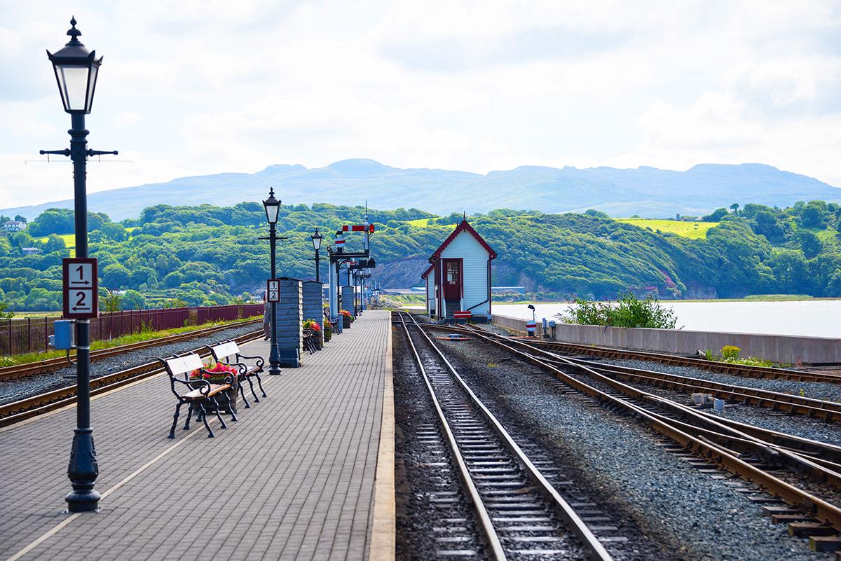 Porthmadog, Wales, United Kingdom