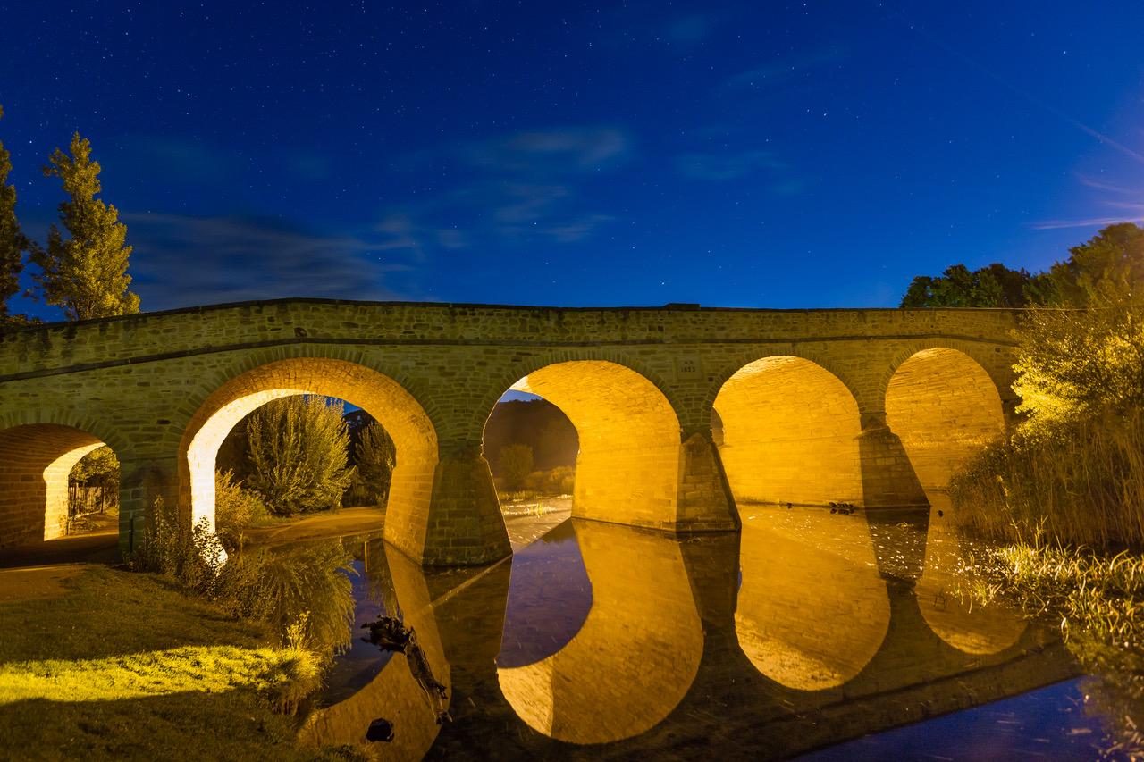 Richmond Bridge, Tasmania Australia, Australia