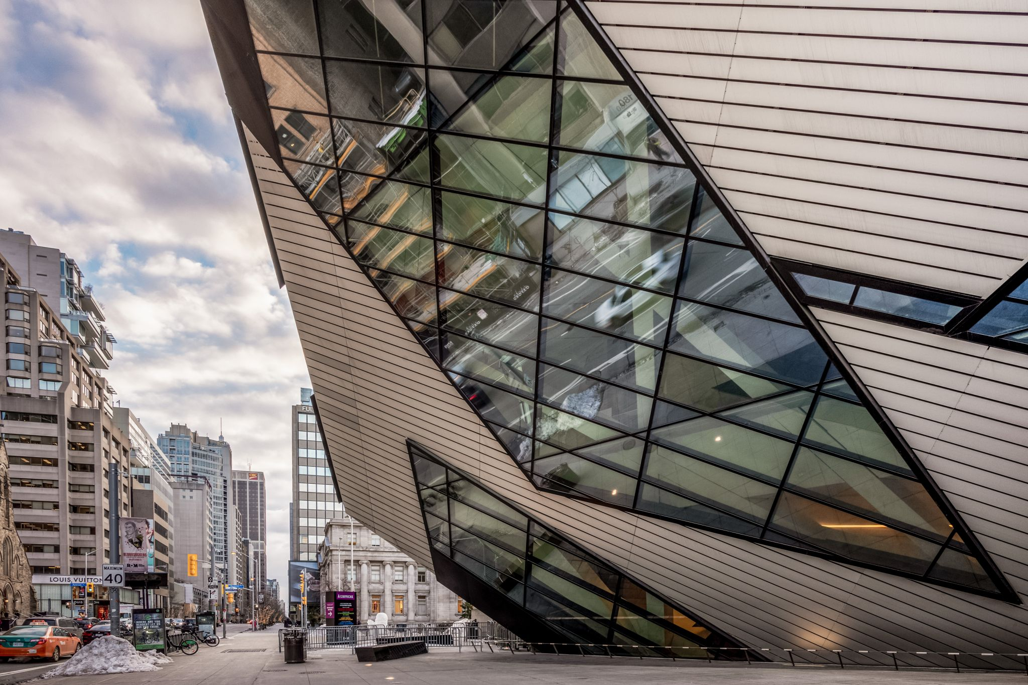 Royal Ontario Museum (ROM), Canada