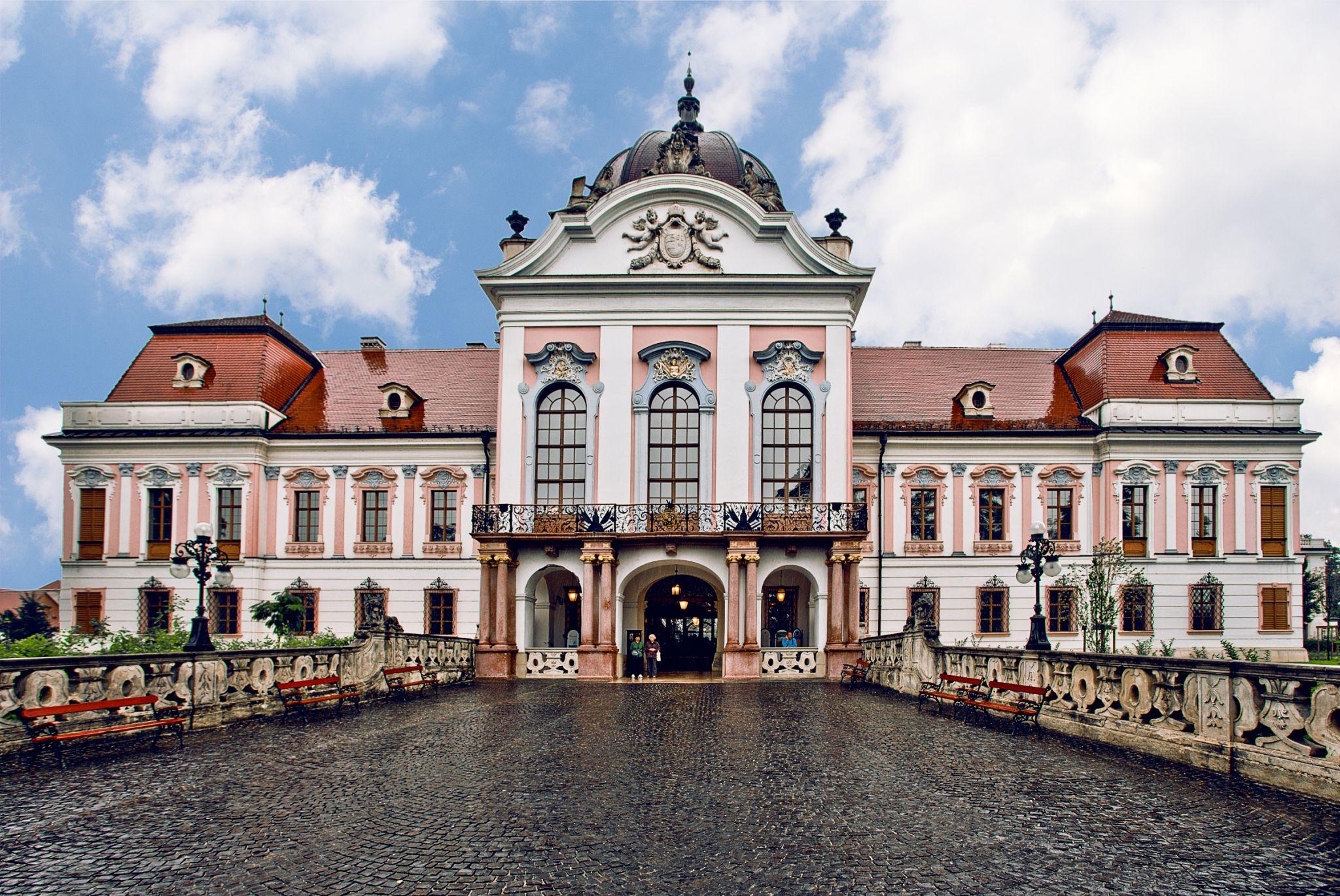 Royal Pallace in Godollo (Gödöllői Kiralyi Kastely), Hungary