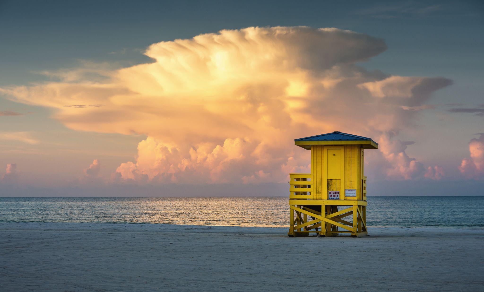 Siesta Beach, USA